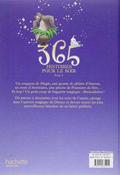 Livres Couvertures de 365 histoires pour le soir, TOME 3