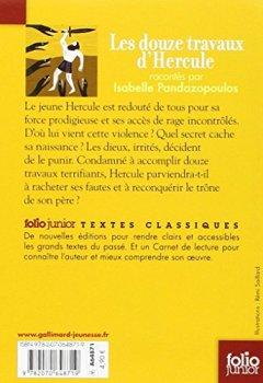 Livres Couvertures de Les douze travaux d'Hercule