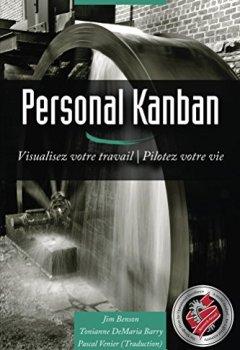 Livres Couvertures de Personal Kanban (French Translation): Visualisez votre travail | Pilotez votre vie