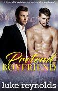 Buchdeckel von Pretend Boyfriend (English Edition)