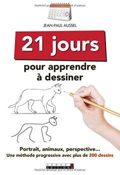 Livres Couvertures de 21 jours pour apprendre à dessiner