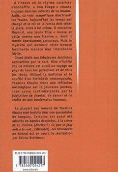 Livres Couvertures de Dieu n'habite pas La Havane