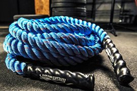EliteSRS-Fitness-Battle-Ropes-with-Anchor-Kit-for-Core-Exercise-Fitness-Rope-and-Strength-Training-15-or-2-in-30ft-40ft-or-50ft