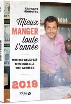 Livres Couvertures de Mieux manger toute l'année - 2019