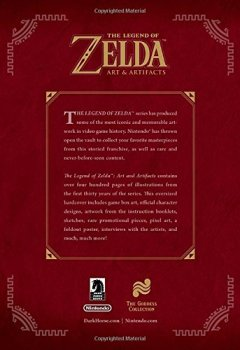 Livres Couvertures de The Legend of Zelda: Art & Artifacts