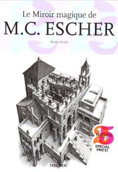 Livres Couvertures de GR-LE MIROIR MAGIQUE DE M C ESCHER