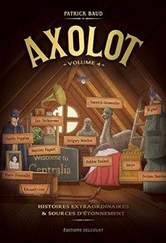 Livres Couvertures de Axolot T04