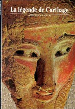 Livres Couvertures de La Légende de Carthage