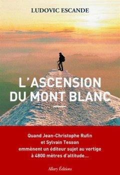 Livres Couvertures de L'Ascension du mont Blanc