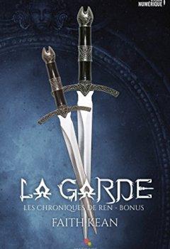 Livres Couvertures de La garde: Les chroniques de Ren, T1.5