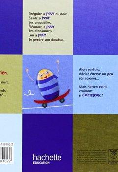 Livres Couvertures de Lecture CP - Collection Pilotis - Album 1 Qui a peur de quoi ? - Edition 2013