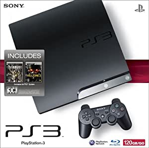 Amazon.com: PlayStation 3 120GB System with Killzone 2 and ...