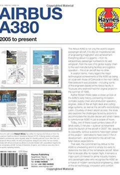 Livres Couvertures de Haynes Airbus A380 Owner's Workshop Manual: 2005 to Present