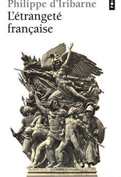Livres Couvertures de L'Etrangeté française