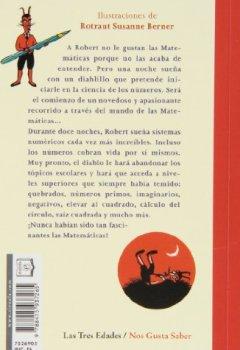 Portada del libro deEl Diablo De Los Números (Las Tres Edades / Nos Gusta Saber)