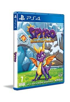 Livres Couvertures de Spyro Reignited Trilogy