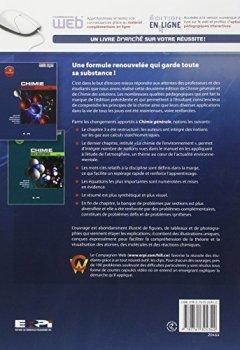 Livres Couvertures de Chimie Générale 2ème Ed.