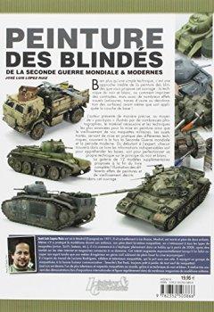 Livres Couvertures de Peinture des blindes 2e guerre & modernes (fr)