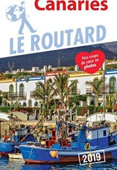 Livres Couvertures de Guide du Routard Canaries 2019