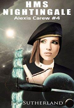 Buchdeckel von HMS Nightingale (Alexis Carew Book 4) (English Edition)