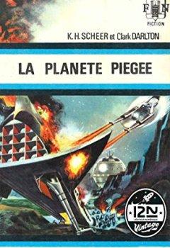 Livres Couvertures de Perry Rhodan n°18 - La planète piégée