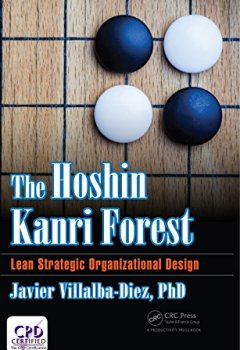 Abdeckungen The Hoshin Kanri Forest: Lean Strategic Organizational Design