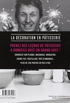Livres Couvertures de La Décoration en pâtisserie