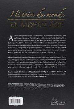 Livres Couvertures de Histoire du monde le Moyen Age - Nouvelle présentation