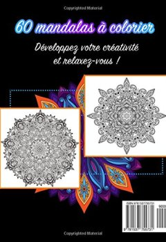 Coloriage Adulte Telecharger.Telecharger Coloriage Adulte Mandala Livre De Coloriage Zen Pour