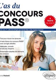 Livres Couvertures de L'As du Concours PASS
