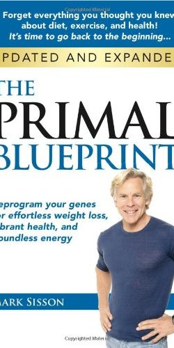 Cover for 'The Primal Blueprint' by Mark Sisson