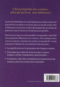 Livres Couvertures de Encyclopédie des cristaux