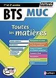 Toutes Les Matières BTS MUC (Management Et Gestion Des Unités Commerciales) 1re Et 2è Années (07)