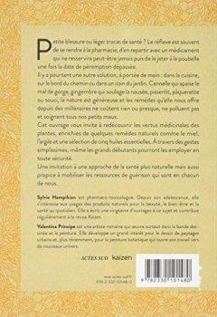 Livres Couvertures de Composer sa pharmacie naturelle maison