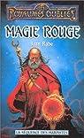 Les Royaumes Oubliés - La séquence des harpistes, tome 3 : Magie rouge