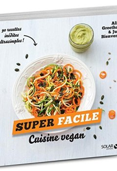Livres Couvertures de Cuisine vegan - super facile