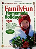 Family Fun Homemade Holidays