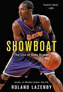 Livres Couvertures de Showboat: The Life of Kobe Bryant
