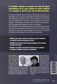 Livres Couvertures de Football management :  Deschamps, Mourinho, Ancelottio, Wenger, comment les meilleurs dirigent leur équipe