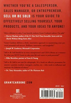 Livres Couvertures de Sell or Be Sold: How to Get Your Way in Business and in Life