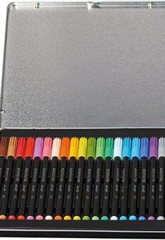 Livres Couvertures de Conte - 927784 - Feutres de Coloriage - Boîte Métal - Lot de 20