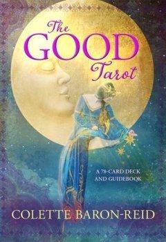 Livres Couvertures de The Good Tarot