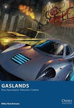 Livres Couvertures de Gaslands: Post-Apocalyptic Vehicular Combat