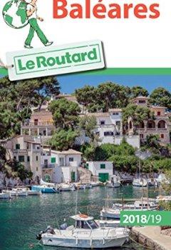 Livres Couvertures de Guide du Routard Baléares 2018/19