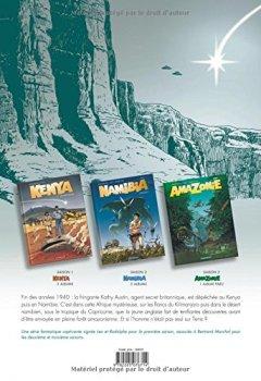 Livres Couvertures de Amazonie - tome 2 - Tome 2