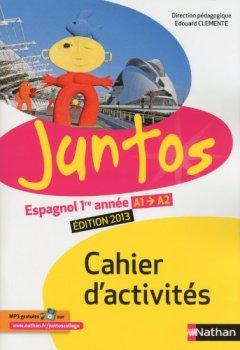 Livres Couvertures de Juntos 1re année