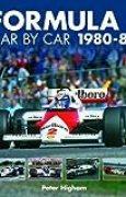 Formula 1: Car by Car: 1980-89