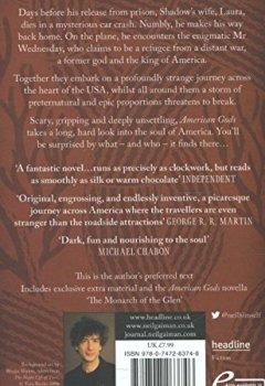 Livres Couvertures de American Gods