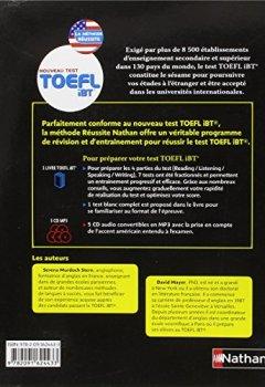 Livres Couvertures de TOEFL iBT® La Méthode réussite