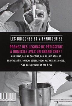 Livres Couvertures de Les Brioches et viennoiseries